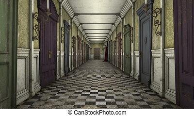 corridor - image of corridor
