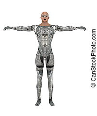 image of cyborg