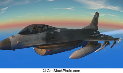 image of fighter