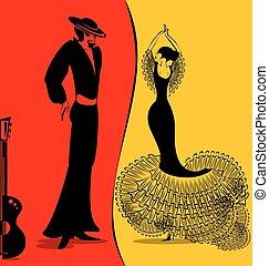 image of flamenko