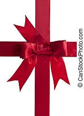 gift ribbon and bow