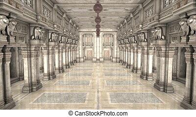 image of grand hall