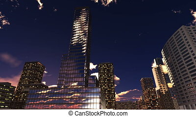 image of high-rise buildings