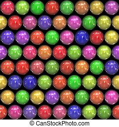 image of lots of nice round marbles
