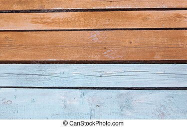 Image Of Old Wooden Background