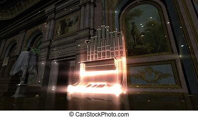 pipe organ - image of pipe organ