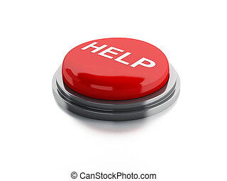 Red help button
