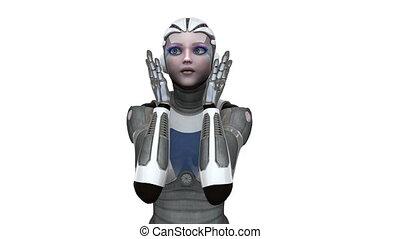 robot - image of robot
