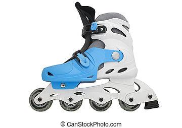roller skate - Image of roller skate under the light ...