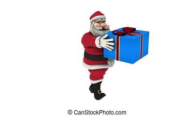 Santa Claus - image of Santa Claus