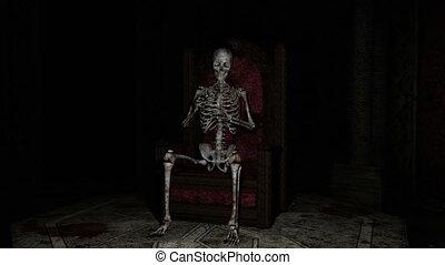 skeleton - image of skeleton