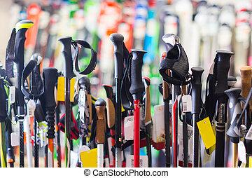 Image of skis