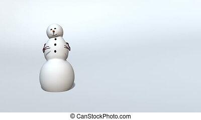 snowman - image of snowman