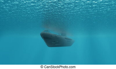 submarine - image of submarine