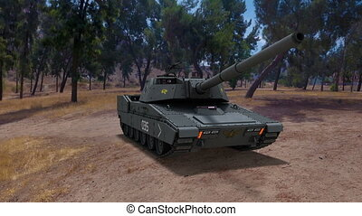 image of tank