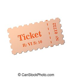 Image of ticket