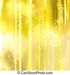 Twinkly Stars and Lights background