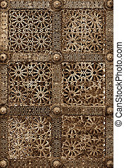image ornament - Old asian bright repeating pattern