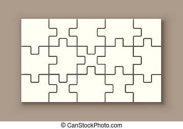image, puzzle