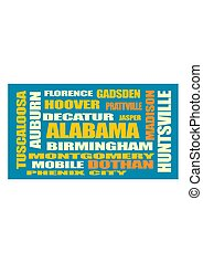 alabama state cities list