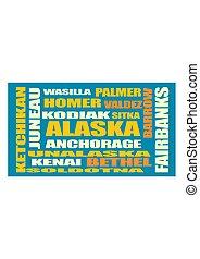 alaska state cities list