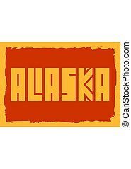 Alaska state name