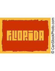 Florida state name