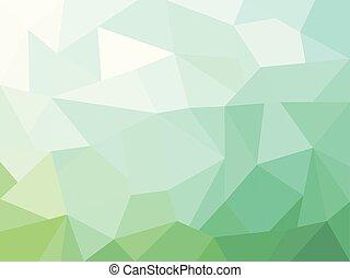 image, vecteur, résumé, géométrique, fond