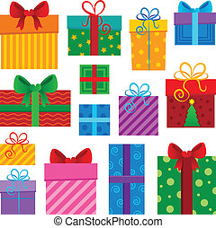 Image with gift theme 1