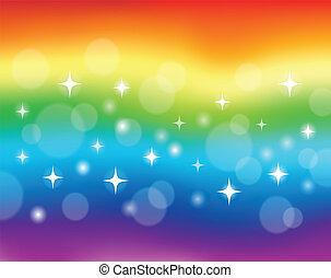 Image with rainbow theme 6