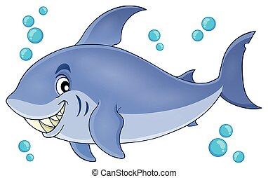 Image with shark theme 5