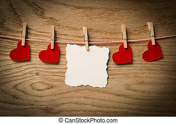 imagen, de, valentines, day.