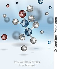 imagen, etanol, plano de fondo