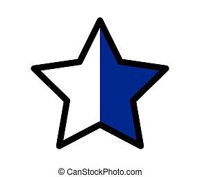 images, forme, étoile