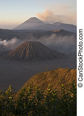 Bromo - Images of Bromo National Park, Java, Indonesia