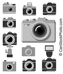 Images of photographic apparatus