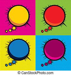 imagination comics icons