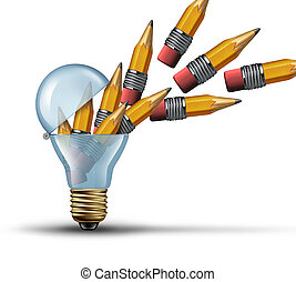 imagination, concept, créativité