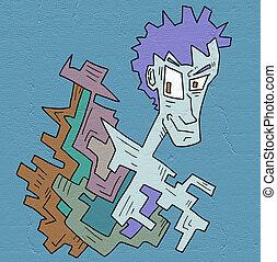 imaginative character