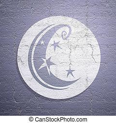imaginative moon