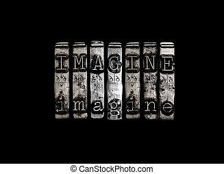 Imagine concept