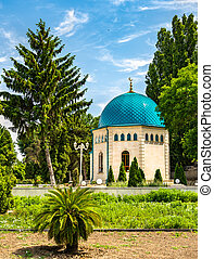 Imam Shamil Mosque in Makhachkala, Dagestan, Russia - Imam ...
