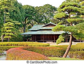 Imerial Palace Teahouse Tokyo
