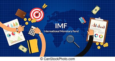 imf international monetary fund concept
