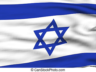 immagine, bandiera, israele