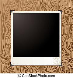immagine, legno