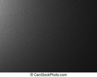 immagine, -, metallico, sfondo nero, argento, casato