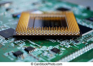immagine, processore
