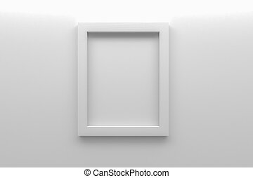 immagine, struttura parete, interpretazione, vuoto, bianco, 3d