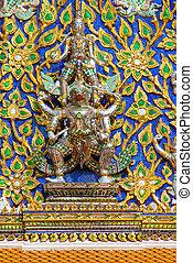 immagini, tailandia, religioso